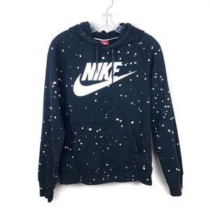 Nike | Splatter Polka Dots Nike Hoodie S